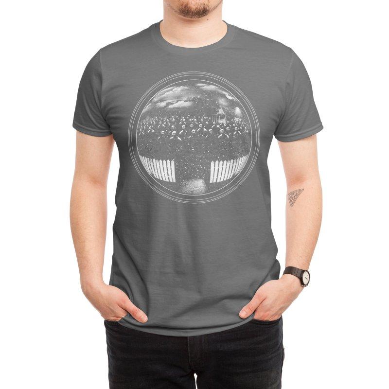 The Undead at My Doorstep Men's T-Shirt by Threadless Artist Shop