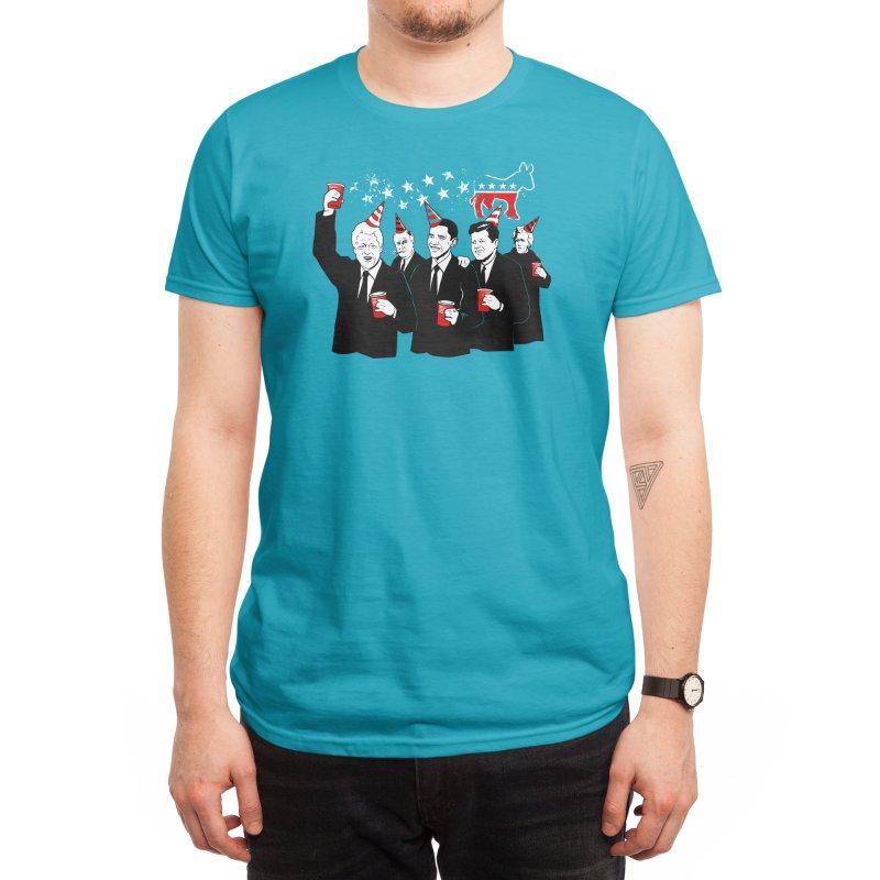 The Democratic Party Men's T-Shirt by Threadless Artist Shop