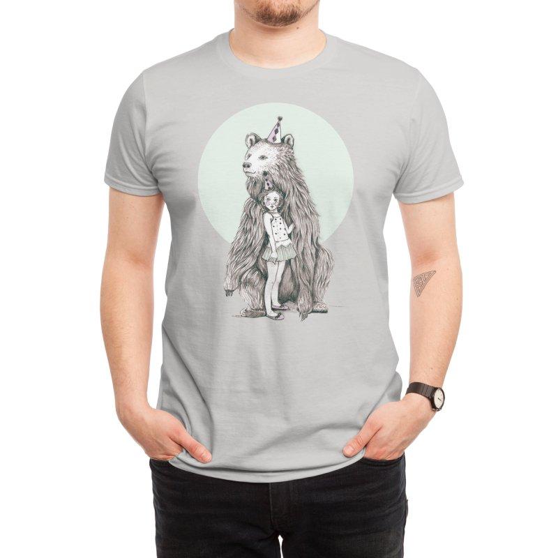 Papa Oso Men's T-Shirt by Threadless Artist Shop