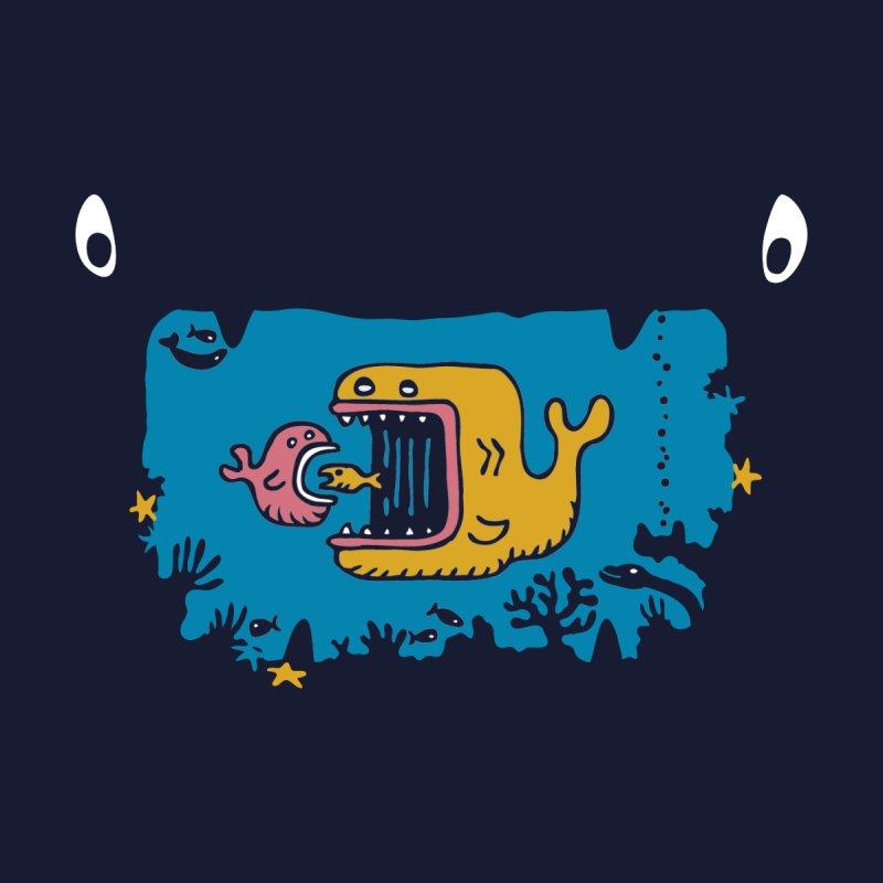Big Fish Wins Men's T-Shirt by Threadless Artist Shop