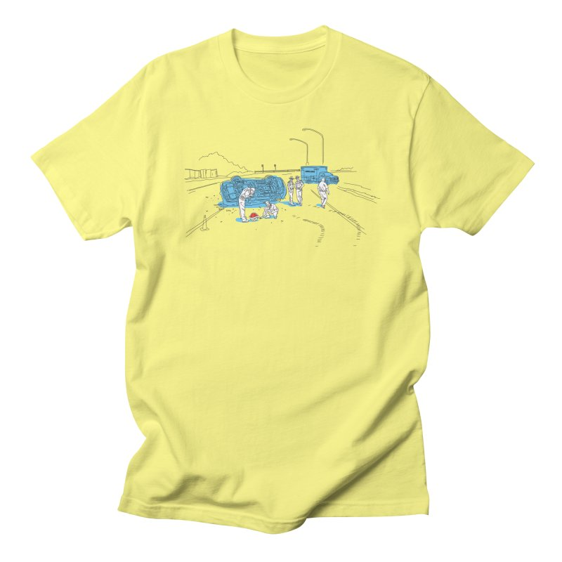 Road Rage Women's T-Shirt by Threadless Artist Shop