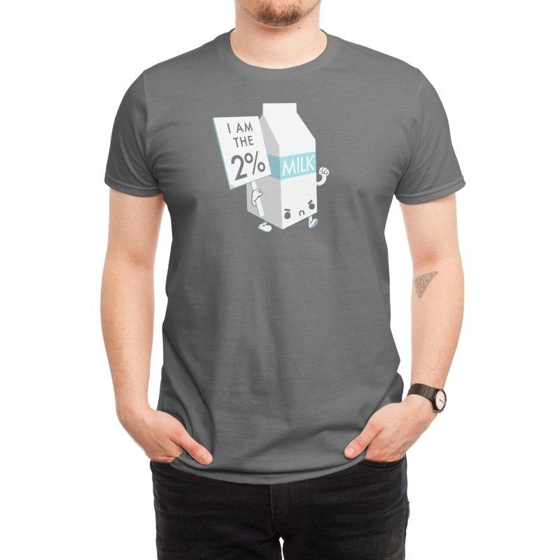 Occupy The Fridge Men's T-Shirt by Threadless Artist Shop