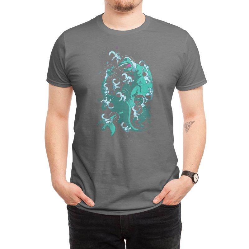 Epic Space Melee Men's T-Shirt by Threadless Artist Shop
