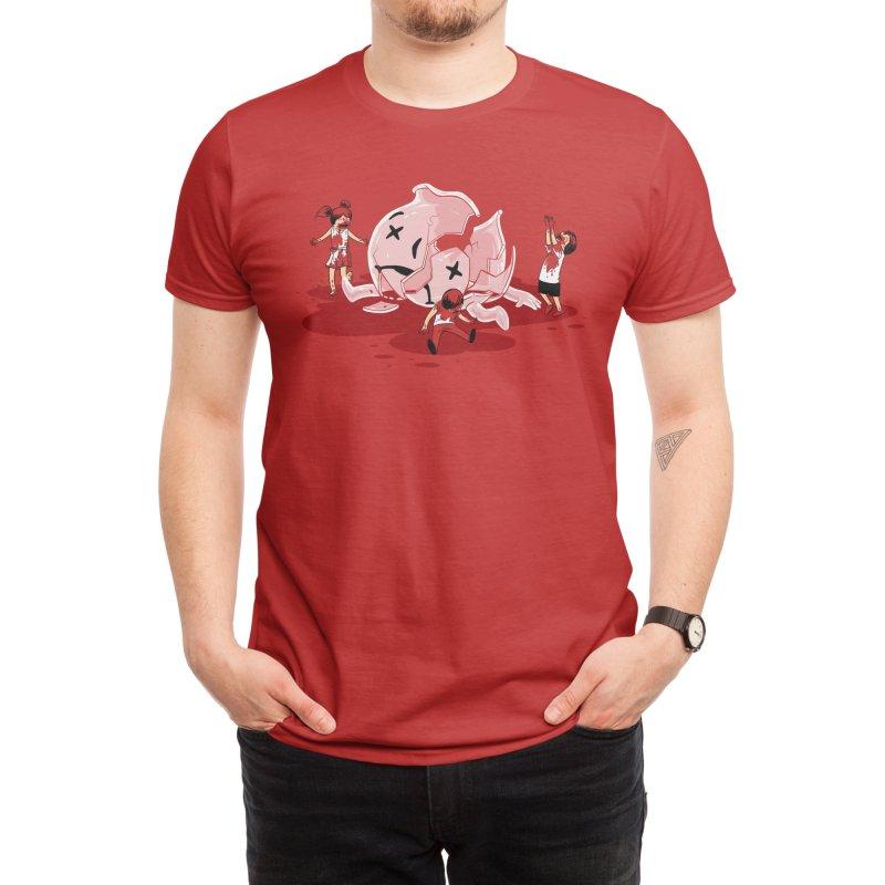 Too Cool Men's T-Shirt by Threadless Artist Shop