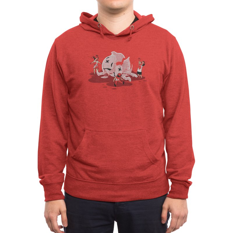 Too Cool Men's Pullover Hoody by Threadless Artist Shop