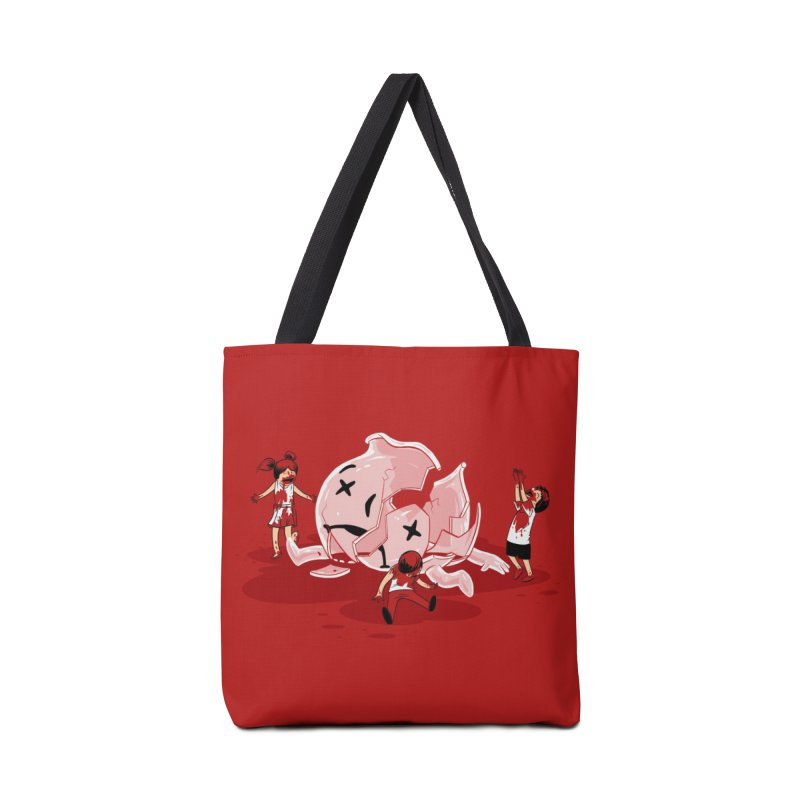 Too Cool Accessories Bag by Threadless Artist Shop