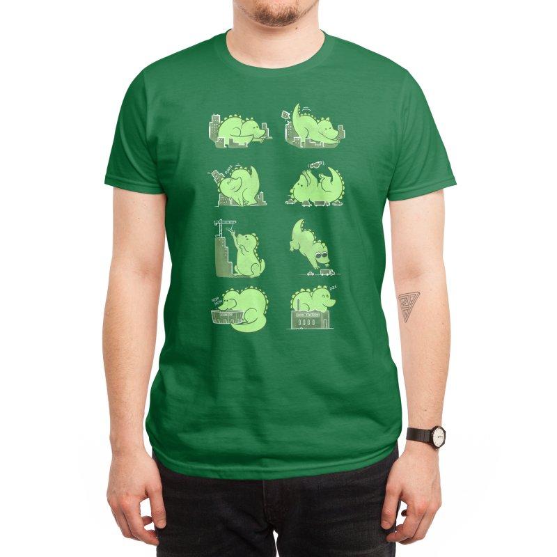 Gawwwzillawww Men's T-Shirt by Threadless Artist Shop