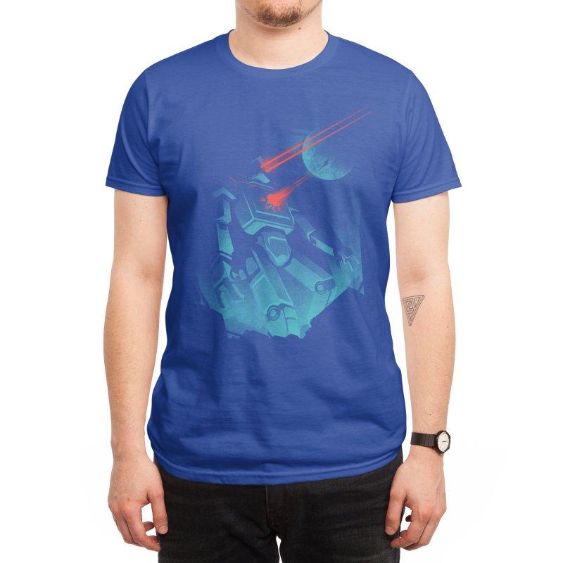 I BETA ROBOT Men's T-Shirt by Threadless Artist Shop