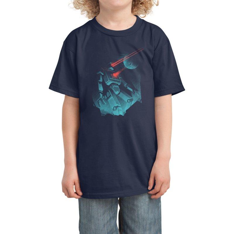 I BETA ROBOT Kids T-Shirt by Threadless Artist Shop