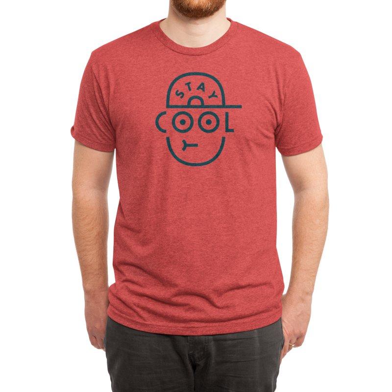 Stay Cool - Jaco Haasbroek Men's T-Shirt by Threadless Artist Shop