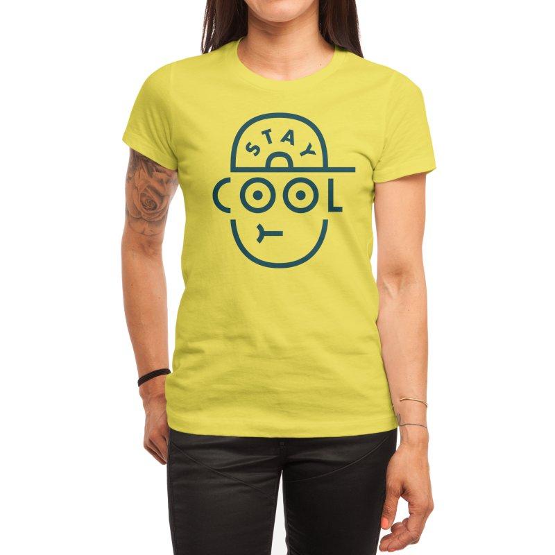 Stay Cool - Jaco Haasbroek Women's T-Shirt by Threadless Artist Shop