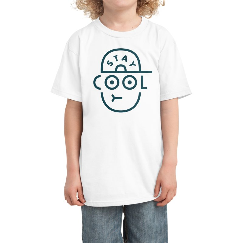Stay Cool - Jaco Haasbroek Kids T-Shirt by Threadless Artist Shop