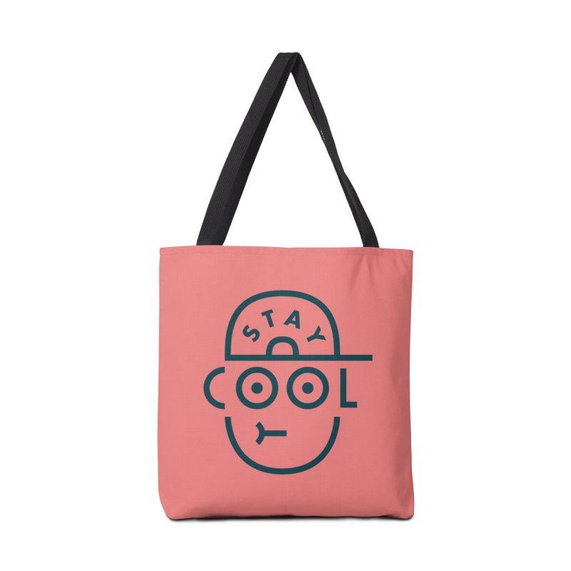 Stay Cool - Jaco Haasbroek Accessories Bag by Threadless Artist Shop