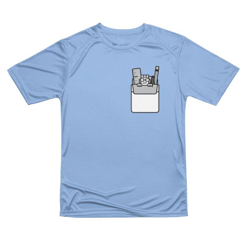 Nerd in Pocket Men's T-Shirt by Threadless Artist Shop