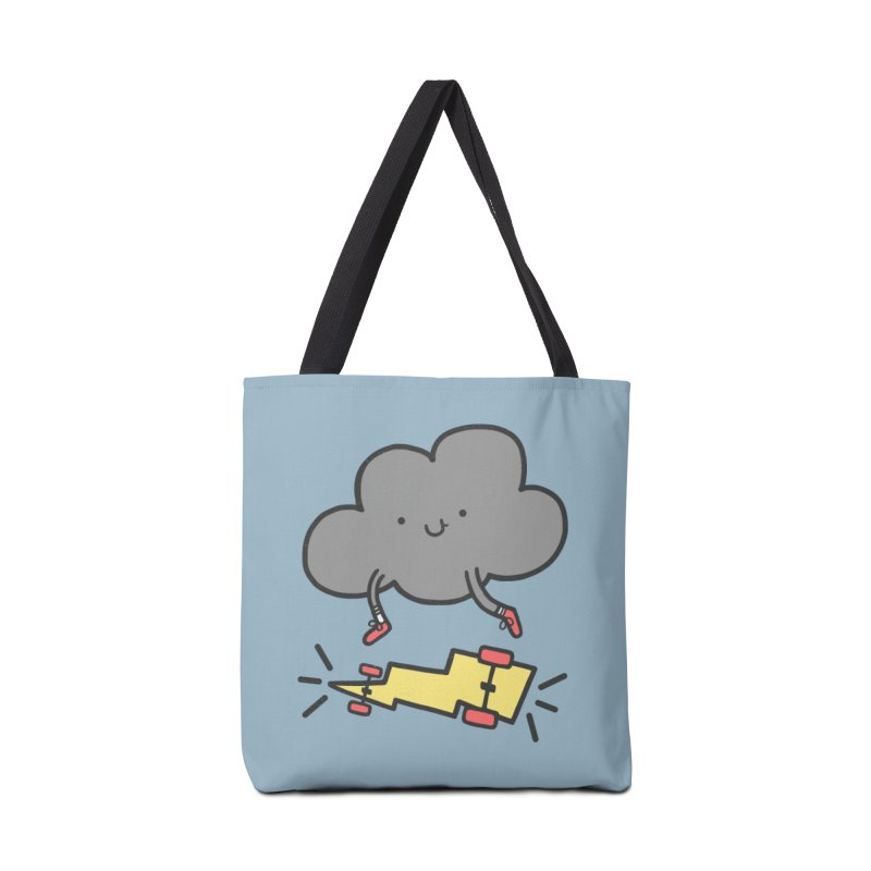 KICKFLIPS ARE RAD! Accessories Bag by Threadless Artist Shop