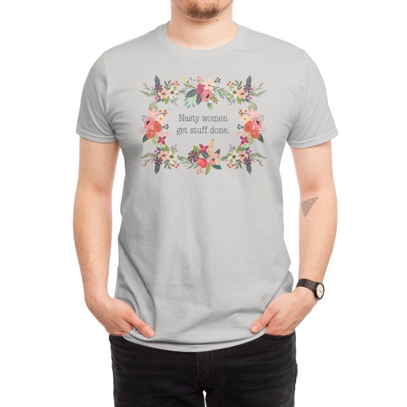 Nasty Women Men's T-Shirt by Threadless Artist Shop