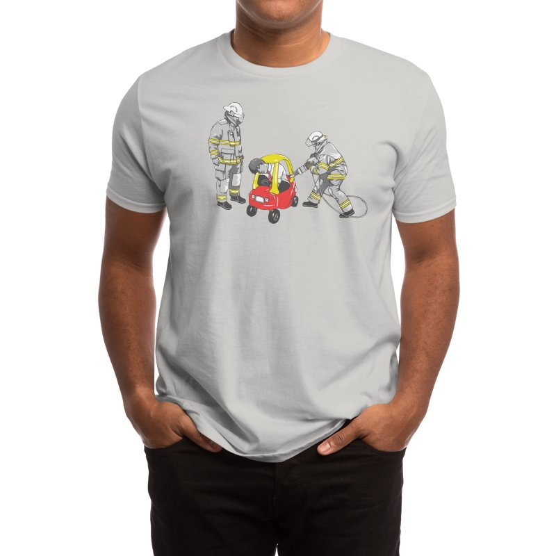 I'm Sure I Used To Fit Men's T-Shirt by Threadless Artist Shop