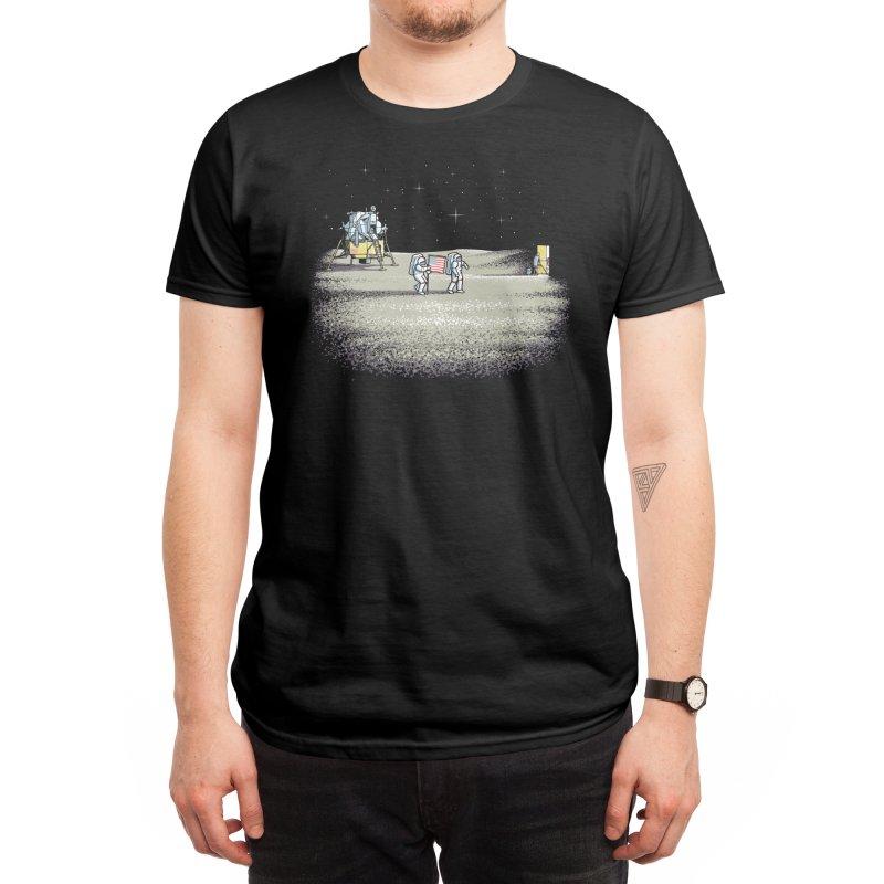 Not As Far As You Think Men's T-Shirt by Threadless Artist Shop