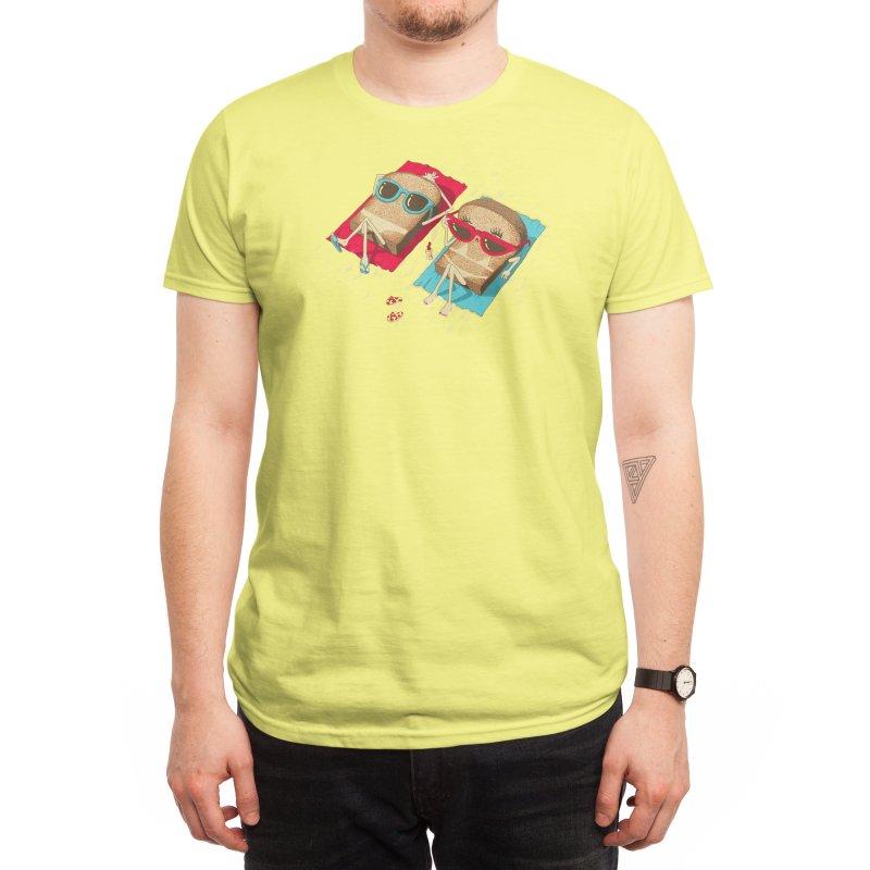 Toast Men's T-Shirt by Threadless Artist Shop