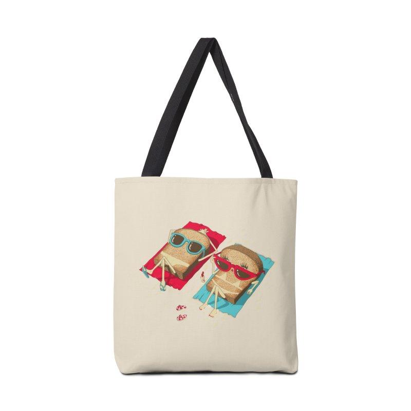 Toast Accessories Bag by Threadless Artist Shop