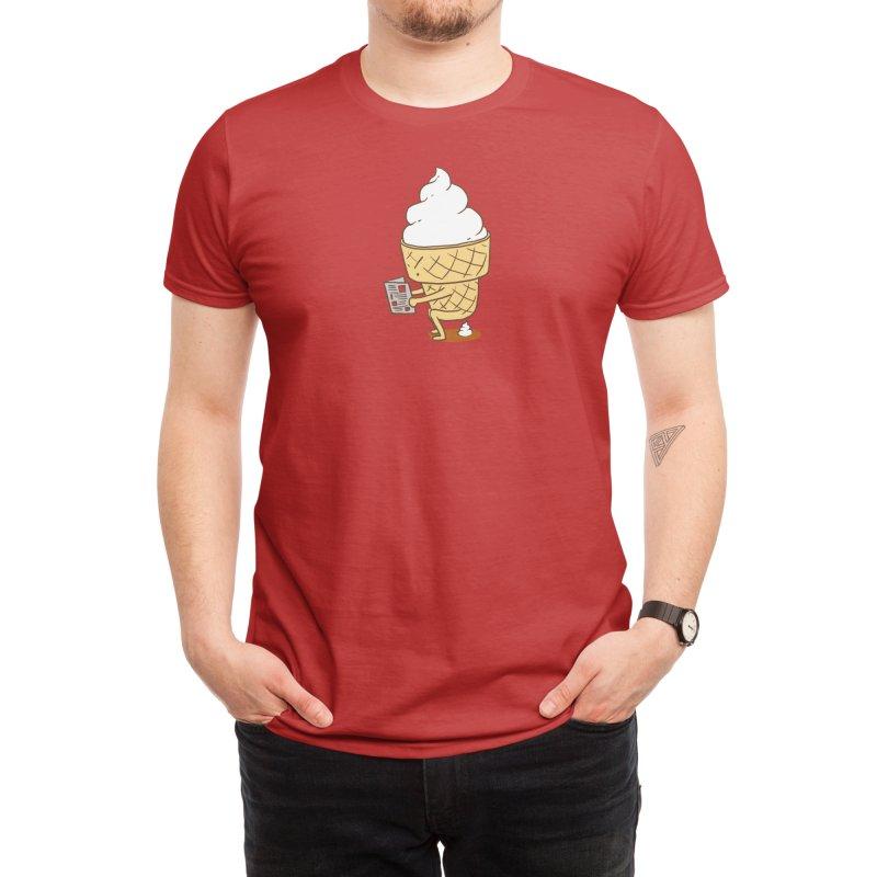 Everyone Poops - Lim Heng Swee Men's T-Shirt by Threadless Artist Shop