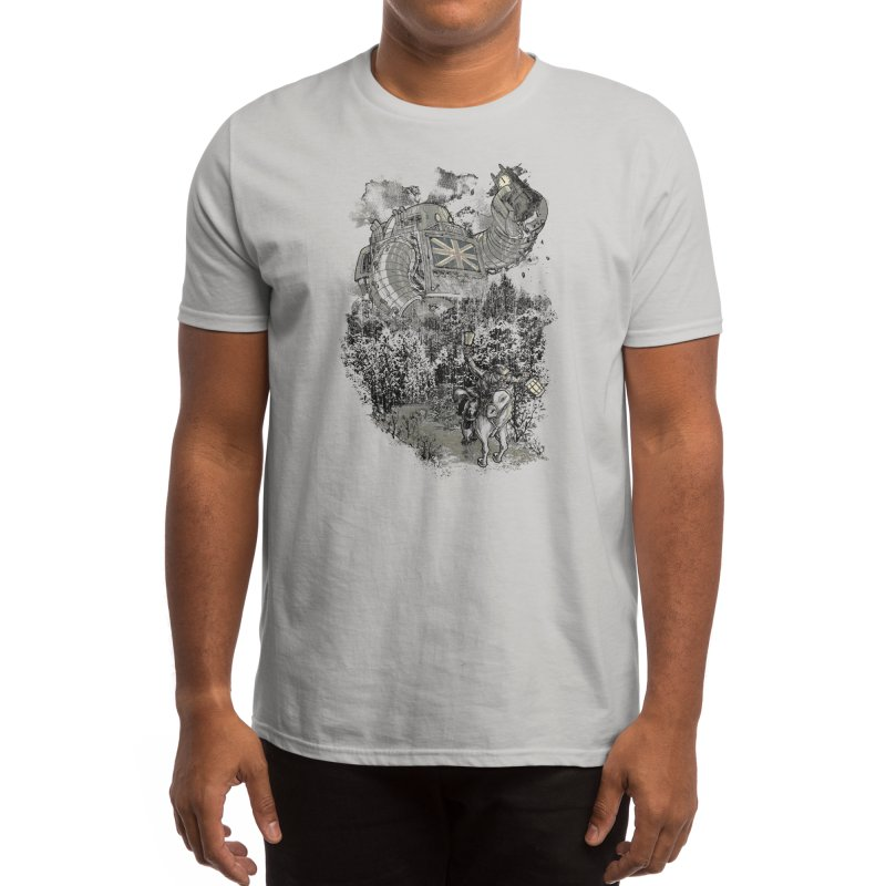 Twenty if by Giant Robot Men's T-Shirt by Threadless Artist Shop