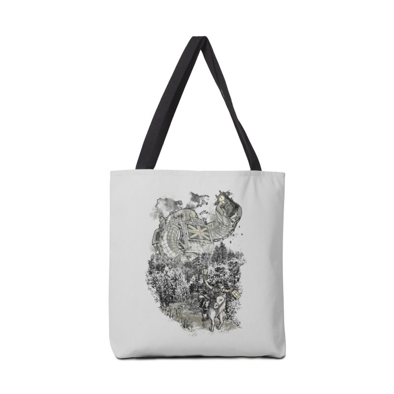 Twenty if by Giant Robot Accessories Bag by Threadless Artist Shop