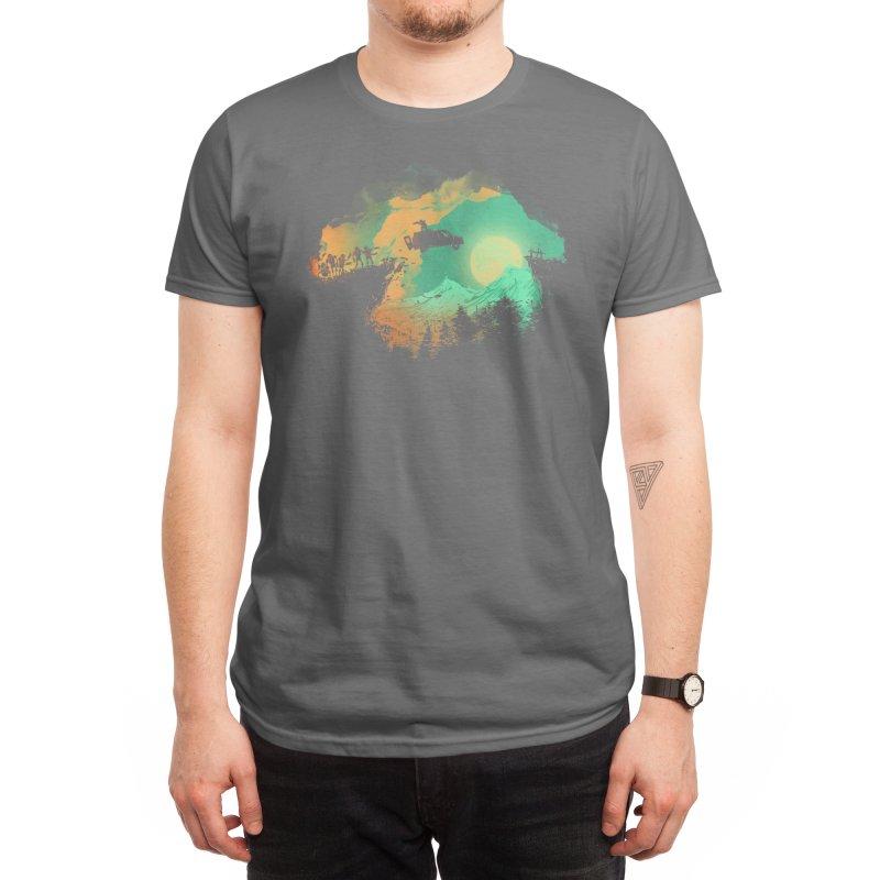 Leap of Faith Men's T-Shirt by Threadless Artist Shop