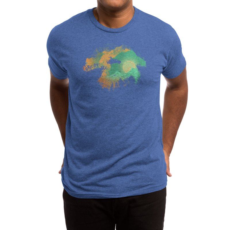 Leap of Faith Men's T-Shirt by Threadless Artist Shop