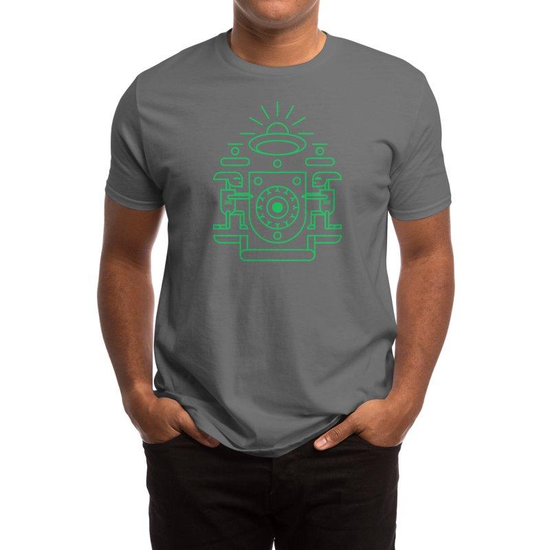 UFO Watchers Men's T-Shirt by Threadless Artist Shop