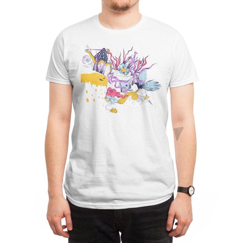 Underwater Men's T-Shirt by Threadless Artist Shop