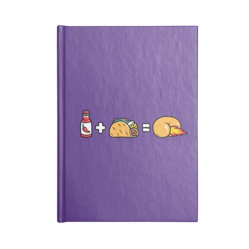 Butt Sauce! Accessories Notebook by Threadless Artist Shop