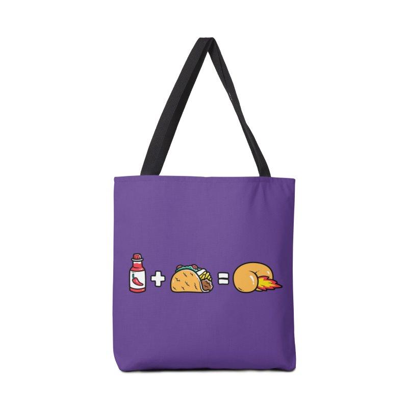 Butt Sauce! Accessories Bag by Threadless Artist Shop