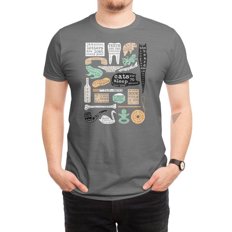 Useful Facts Men's T-Shirt by Threadless Artist Shop