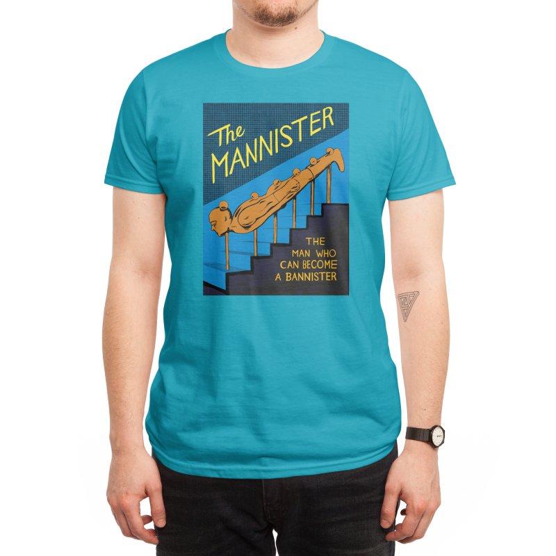 The Mannister Men's T-Shirt by Threadless Artist Shop