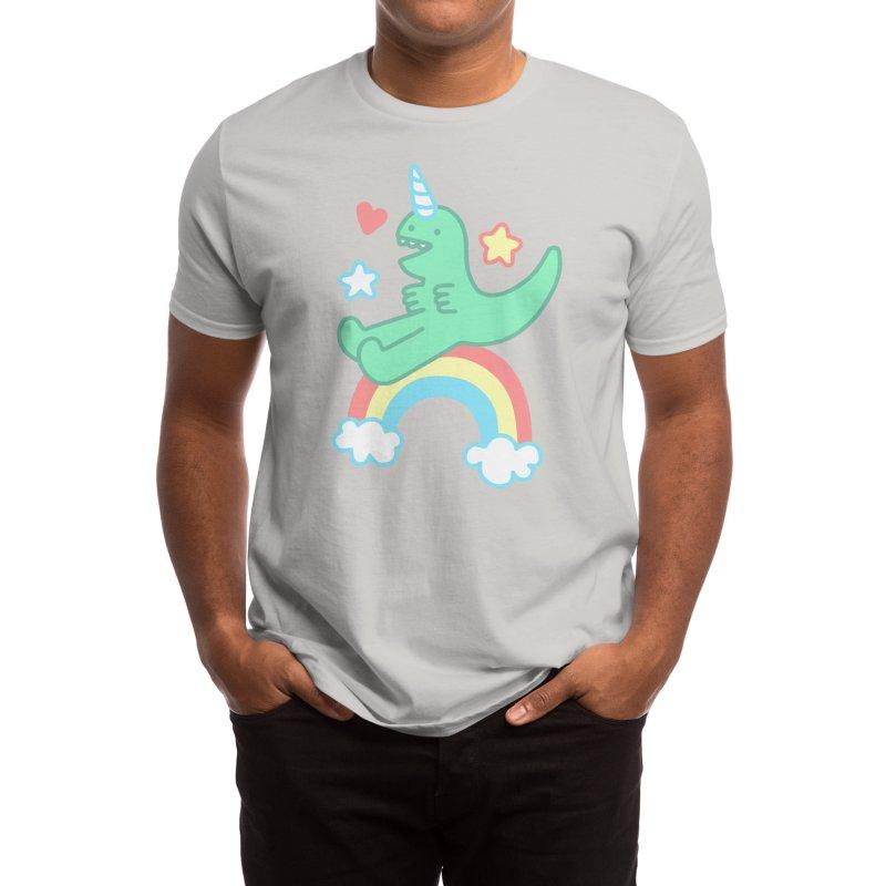 T-Rexicorn Men's T-Shirt by Threadless Artist Shop