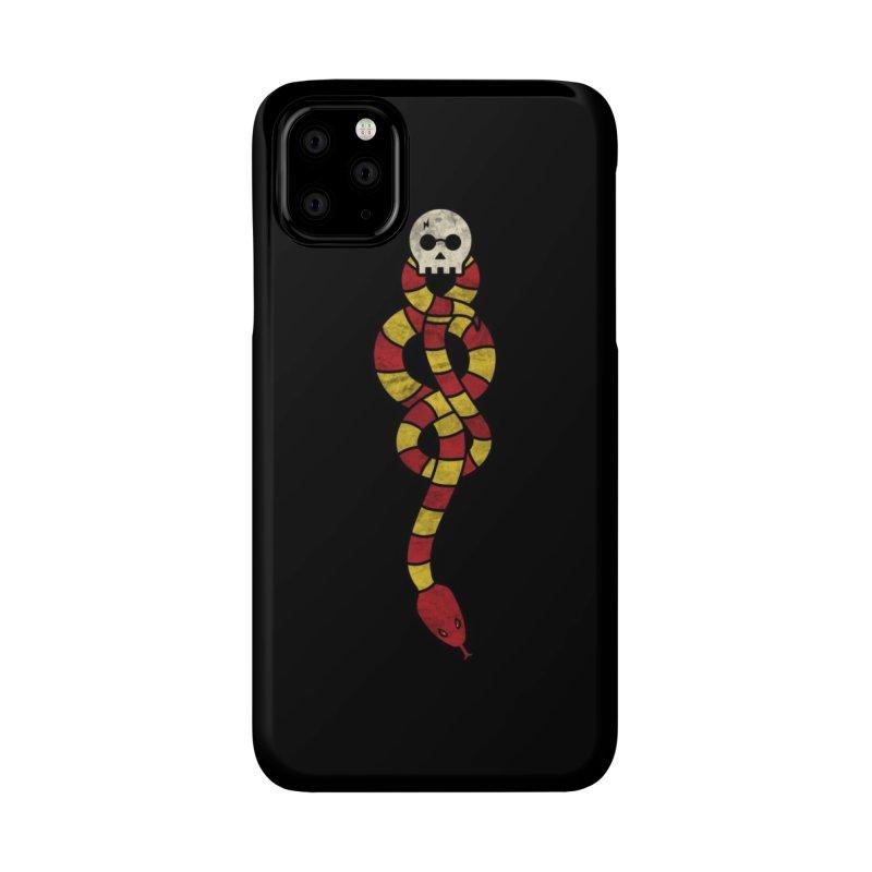 The Dark Scarf Accessories Phone Case by Threadless Artist Shop