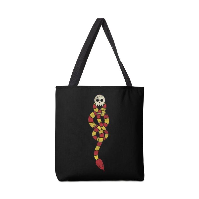 The Dark Scarf Accessories Bag by Threadless Artist Shop