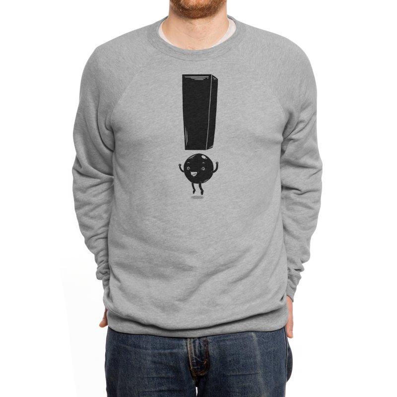 Yeah! Men's Sweatshirt by Threadless Artist Shop