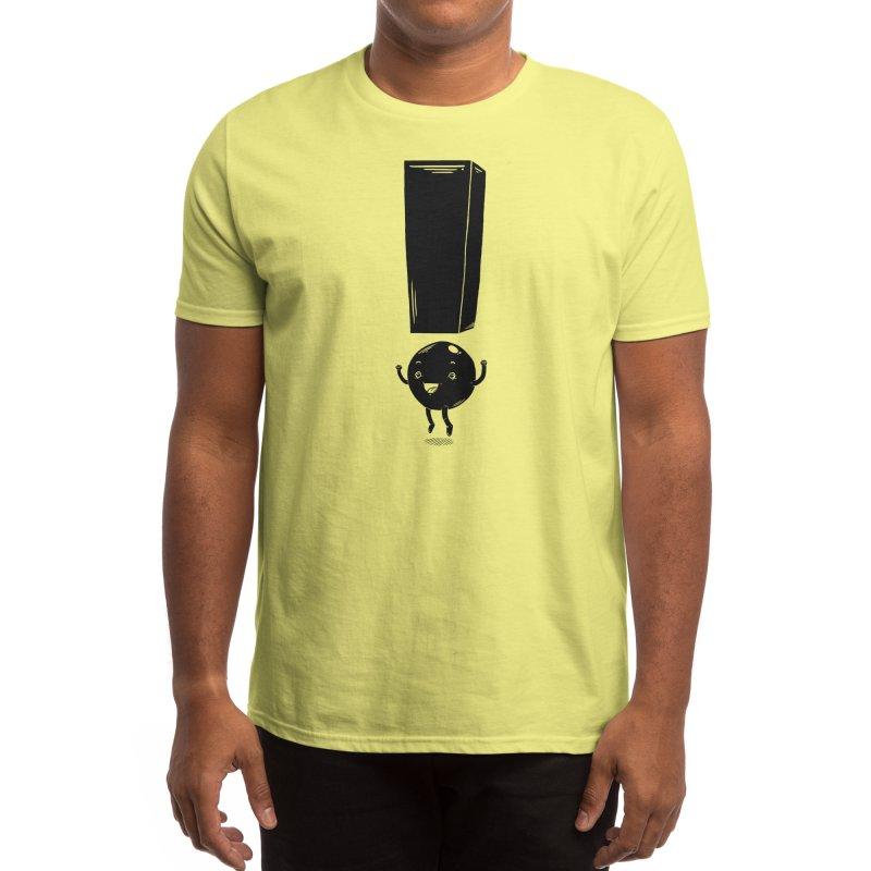 Yeah! Men's T-Shirt by Threadless Artist Shop