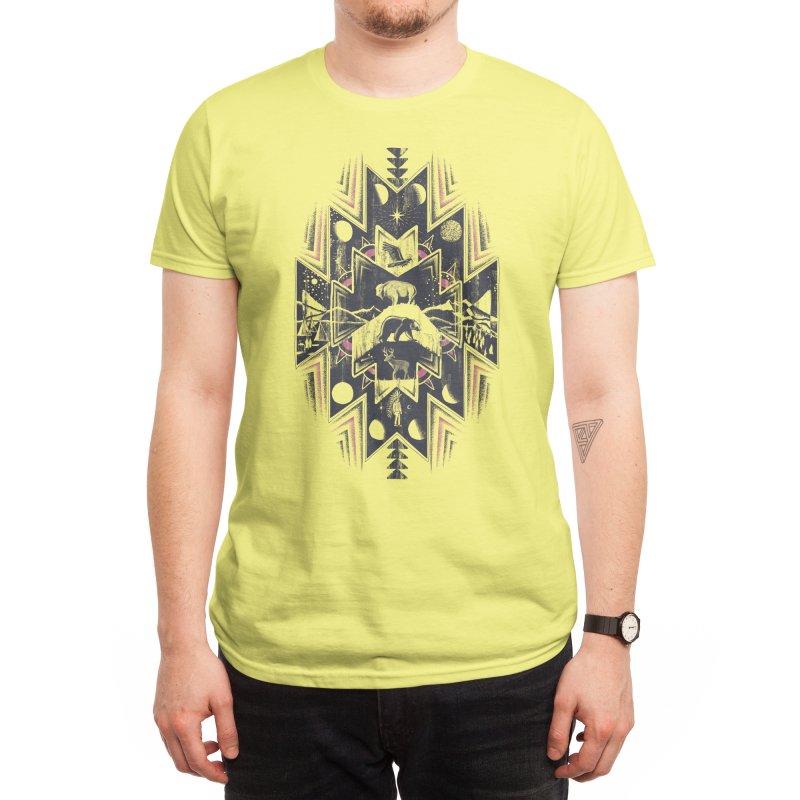 Phases Men's T-Shirt by Threadless Artist Shop