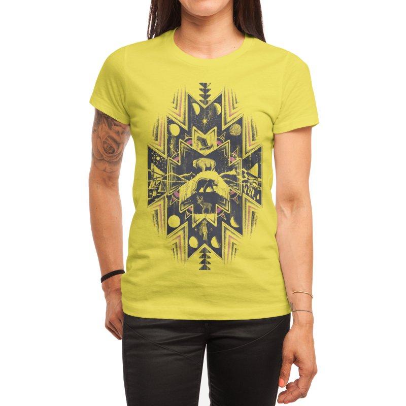 Phases Women's T-Shirt by Threadless Artist Shop
