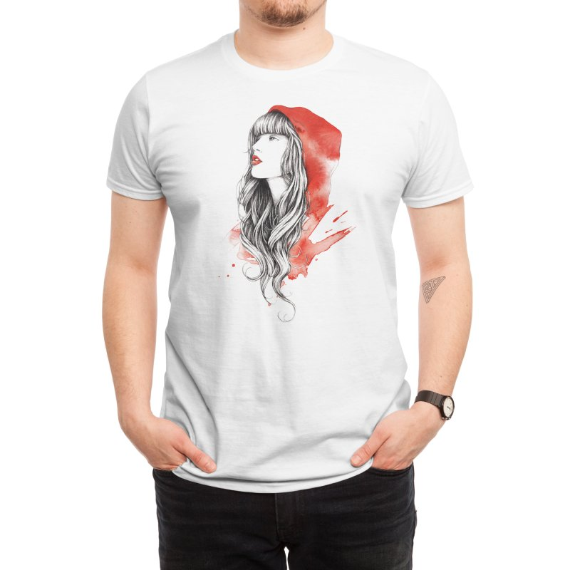The Red Story Men's T-Shirt by Threadless Artist Shop