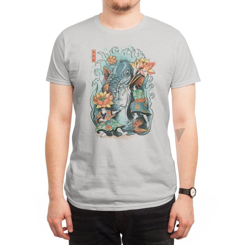 Make Art Not War - Christopher Phillips Men's T-Shirt by Threadless Artist Shop