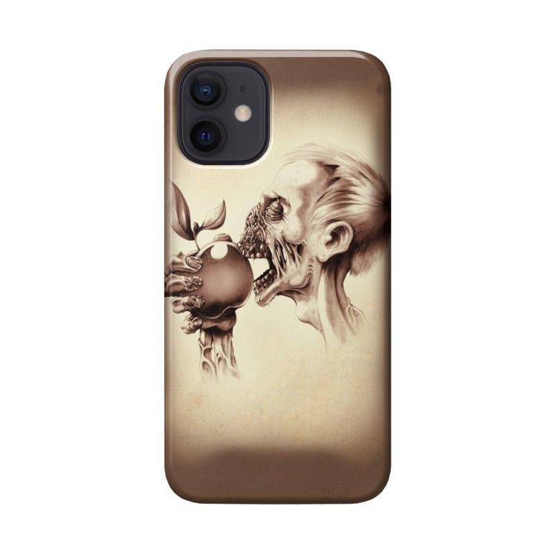 Vegetarian Zombie Accessories Phone Case by Threadless Artist Shop