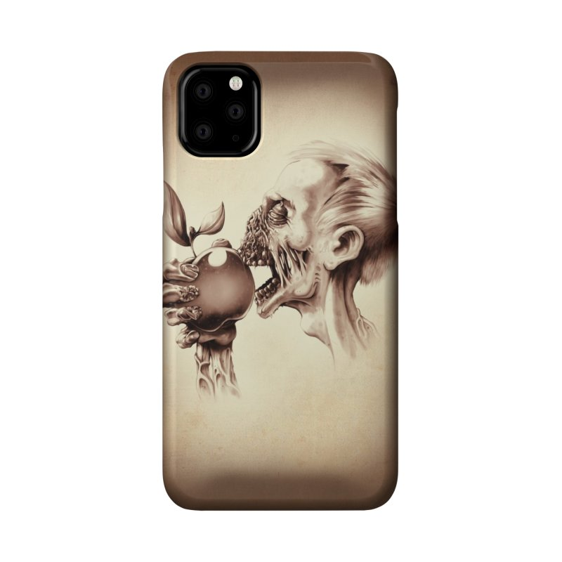 Vegetarian Zombie Accessories Phone Case by Threadless Artist Shop