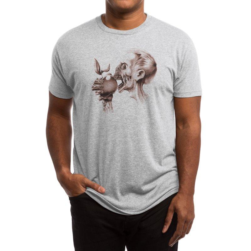 Vegetarian Zombie Men's T-Shirt by Threadless Artist Shop