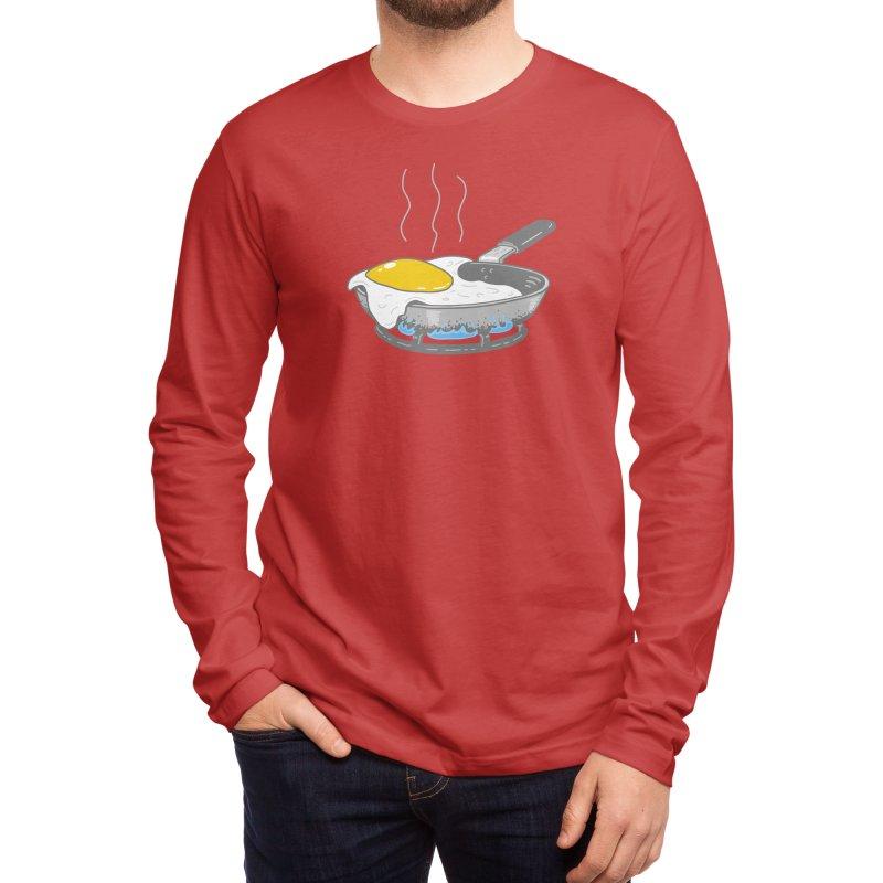 very hot Men's Longsleeve T-Shirt by Threadless Artist Shop