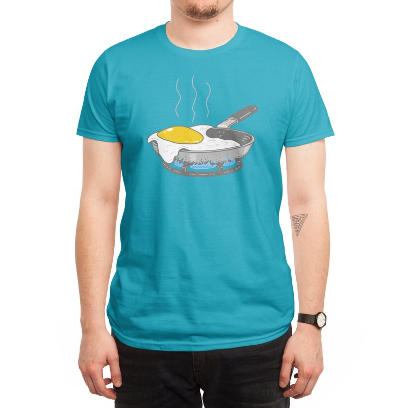 very hot Men's T-Shirt by Threadless Artist Shop