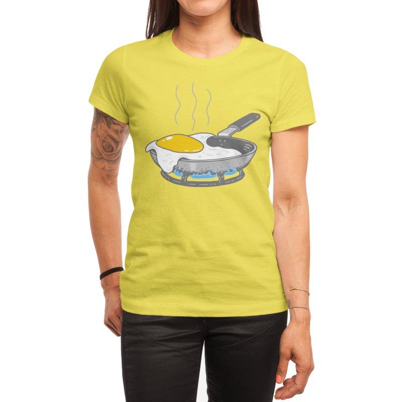 very hot Women's T-Shirt by Threadless Artist Shop